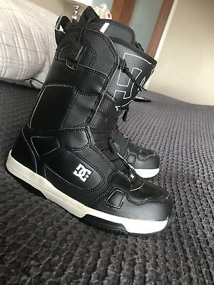 DC snowboard BOOTS  US 8 eur 40.5 snow board snowboarding