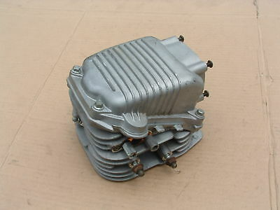 Aprilia Sr Mt 125 Piaggio Cylinder Head Good Condition