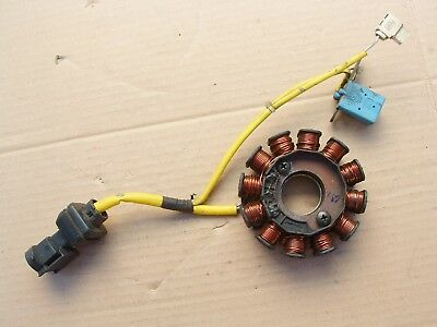 Piaggio Fly 150 2010 Model Alternator Stator Good Condition