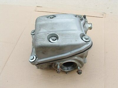 Piaggio X9 500 Ie 2007 Model Cylinder Head Good Condition