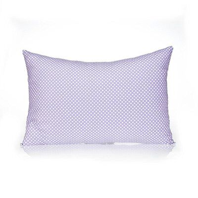 Sweet Potato Fiona Sham Micro Dot Pillow # SMALL
