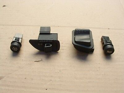 Piaggio Fly 150 2010 Model Handlebar Switches Good Condition