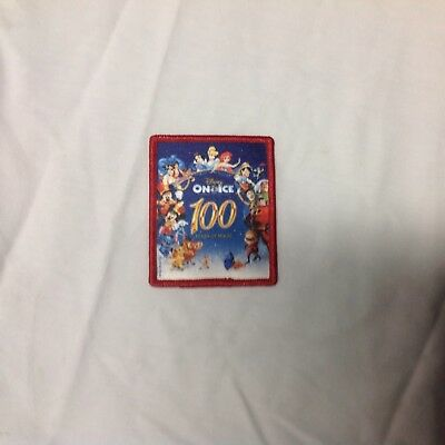 "Disney on Ice Patch - ""100 Years of Magic""  - New"