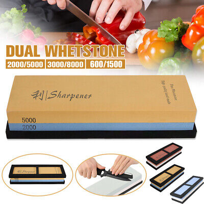 1000/4000 2000/5000 3000/8000 Grit Home Whetstone Sharpening Water Stone