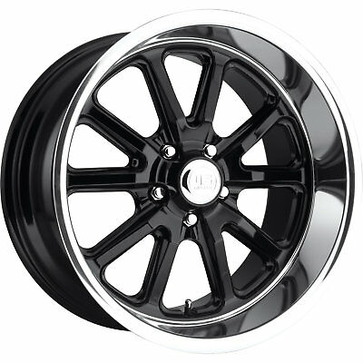 Cpp Us Mags U121 Rambler Wheels 17x7 Fits Chevy Chevelle Ss Impala