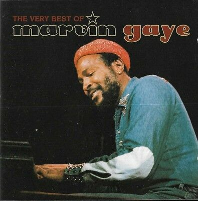 Marvin Gaye (2 Cd) The Very Best Of ~ Sexual Healing +++Greatest Hits *new*