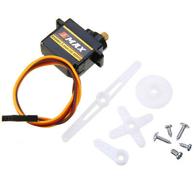 EMAX ES08MA II 12g/1.8kg/10sec Mini Metal Gear Servo High-Speed for RC Motor