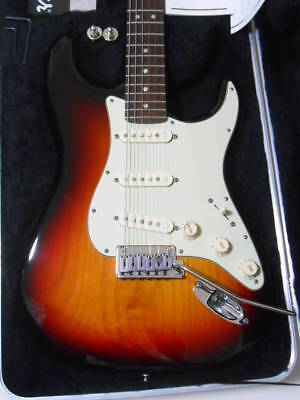 Fender USA American Deluxe Stratocaster N3 beautiful rare EMS F/S*