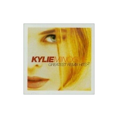 Kylie Minogue - Greatest Remix Hits 2 - Kylie Minogue CD A1VG The Fast Free