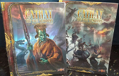 Earthdawn 3rd Cathay Player and Gamemaster Guide *OVP*