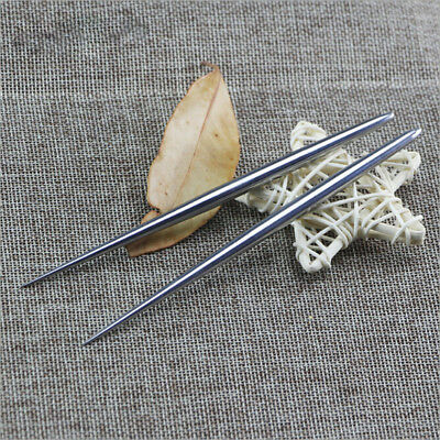 Detail Tools For Sculpture Clay Pottery Stainless Steel Modeling Needle OE
