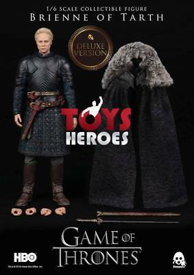 THREEZERO 3Z0056DV BRIENNE DE TARTH Deluxe Ver. GAME OF THRONES Preorder