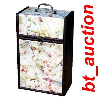 Wood Wine Carrier Gift Box New Double (YP021)