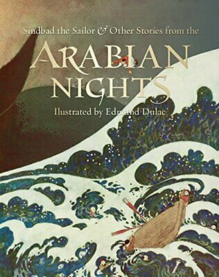 Sindbad the Sailor & Other Stories from the Arabian Nights by Warner, Marina The
