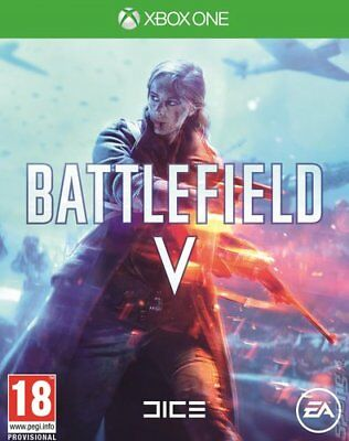 Battlefield V (Xbox One) VideoGames ***NEW***