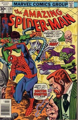 Amazing Spider-Man - Vol. 1 Nr. 170, Original