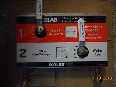 ECOLAB  92211158 Foaming Station