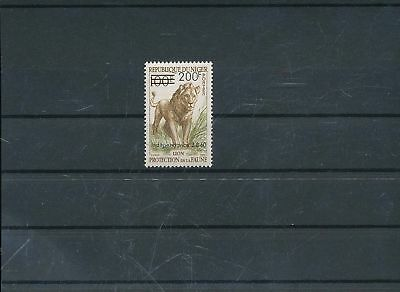 43797 / Fauna Tiere Animals ** MNH Lot / Mixture Niger Aufdruck Mi 16
