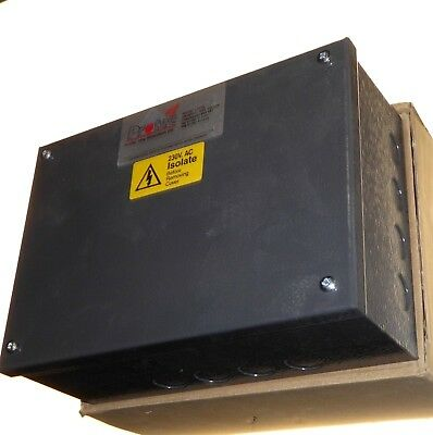 Protec PFSR/4 Power Supply Unit PSU for upto 4 24V Door Retainers Holders New