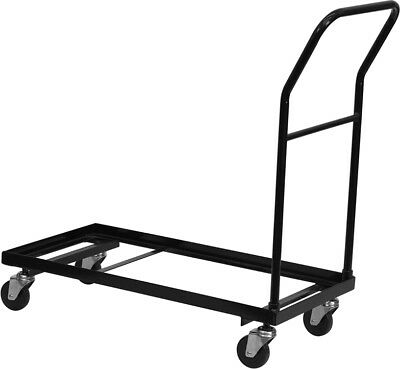 Folding Chair Dolly Storage - Party Event Rental Furniture