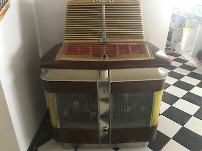 Vintage 1946 Aireon Jukebox 1200 Airliner