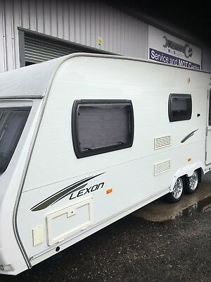 lunar lexon tl 6 berth 2010 twin axle