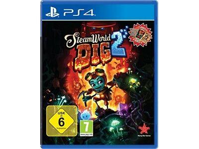 Steamworld Dig 2 [PlayStation 4] - SEHR GUT