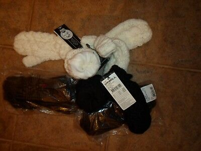 5 Pairs Oneill Ski Mittens Fleece Lined  Clearance End Of Lines  £29.99 Each