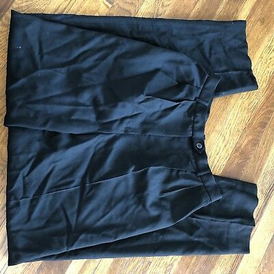 Vintage Lyn Evans Size 6 High Waisted Wool Pants