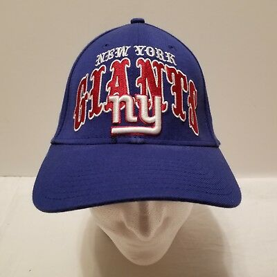 reputable site edc12 bd9d6 New York Giants NY Hat Size Large X-Large Stretch Fitted NFL New Era Cap