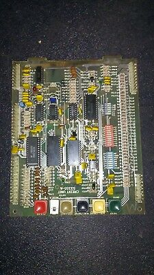 Rockola 484 jukebox Credit Unit Circuit Board 53355-A