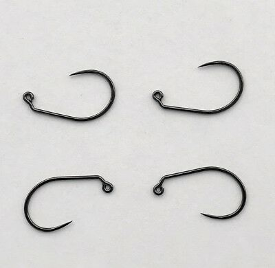 50) 450BL JIG / NYMPH fly tying hooks sierra competition series #16 #14 #12 #10