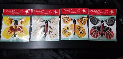 GREETING CARD MAGIC! 5X Flying Butterfly ALL GREETING CARDS USA SELLER
