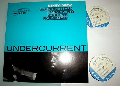 Kenny Drew Undercurrent 2x 180g audiophile Ltd Ed Vinyl LP Music Matters BLP4059