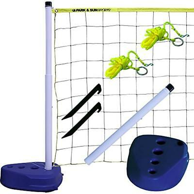 Portable Indoor/Outdoor Swimming Pool Volleyball Net System