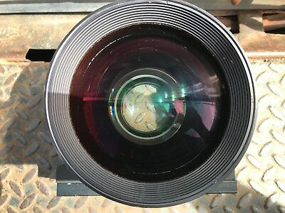 Navitar HDSSW065  Conversion Lens with Mount great condition free ship