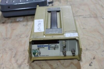 Fluke 7220A Frequency Counter Working