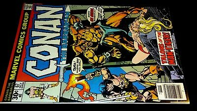 Conan The Barbarian #67 ~ Red Sonja ~ Vf/nm ~ For $3.49??? ~ Crom Is Good!!!