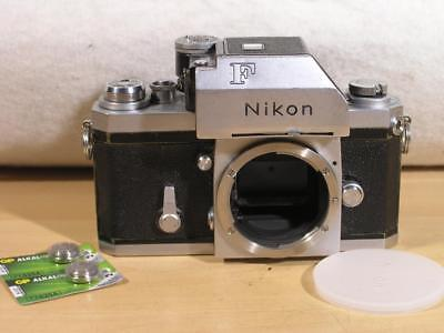 1967 Nikon F Body w/ Photomic T Meter Prism