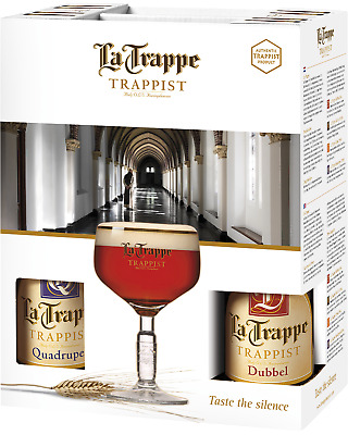 La Trappe Beer & Glass Gift Pack