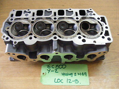 Yamaha T/F 50-60 HP Cylinder Head Cam Valve 6C5-11111-00-1S Outboard 4 Stroke