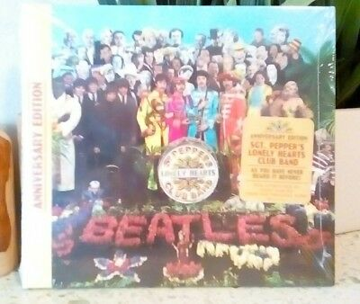 Sgt. Pepper's Lonely Hearts Club Band - The Beatles 50th Anniversary Version CD