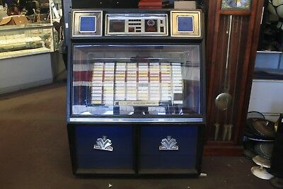 Rowe R-88 Commercial coin operated 45 jukebox