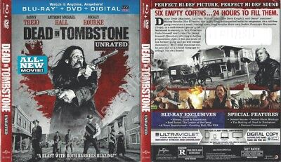 Dead in Tombstone (SLIPCOVER ONLY for Blu-ray)