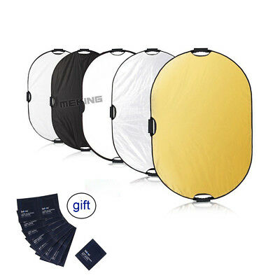 """5in1 32x48"""" Photography Light Mulit Collapsible Portable Photo Reflector"""