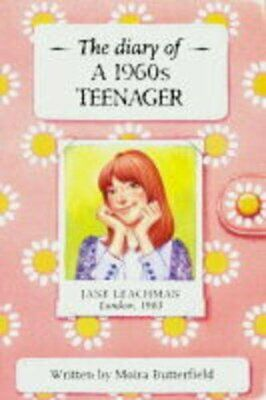 1960's Teenager (History Diaries) by Butterfield, Moira Hardback Book The Cheap