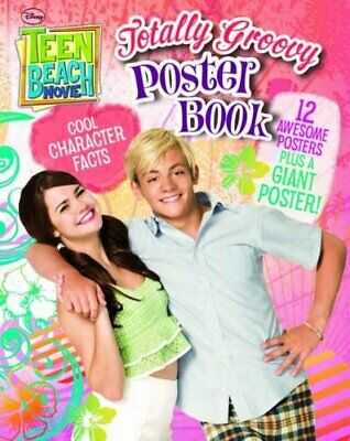 Disney Teen Beach Movie Poster Book by Disney Book The Cheap Fast Free Post
