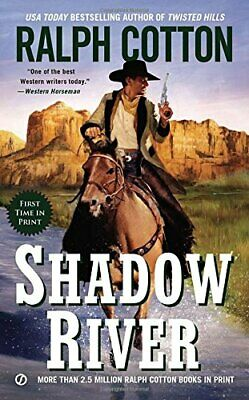 Shadow River (Ranger Sam Burrack) by Cotton, Ralph Book The Cheap Fast Free Post