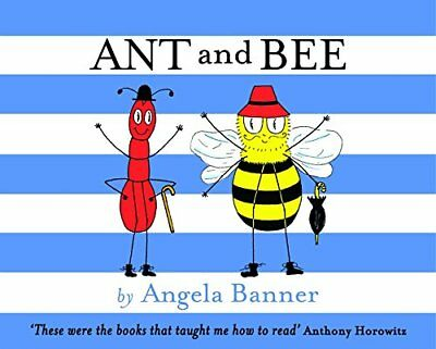 Ant and Bee by Angela Banner 1405266716