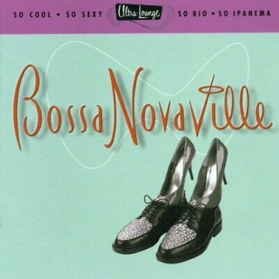 Various Artists - Ultra Lounge Vol. 14: Bossa Novav... - Various Artists CD H7VG
